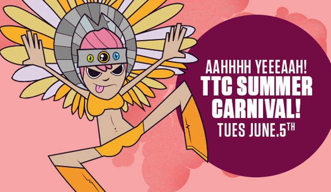 Tuesday 5th June: TTC Summer Carnival!
